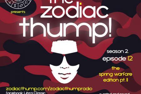 The Zodiac Thump – Season 2, Episode...