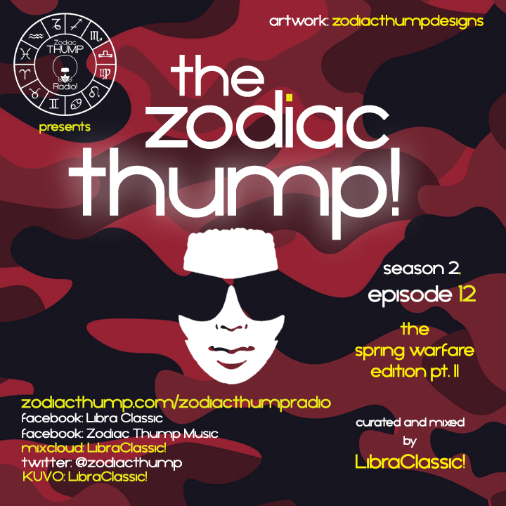 The Zodiac Thump - Season 2, Episode 12 - The Spring Warfare