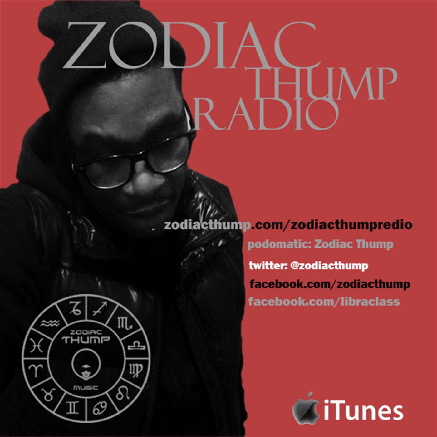 Zodiac THUMP Radio!